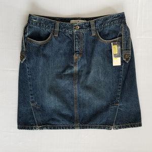 Tommy Hilfiger Denim Mini Skirt